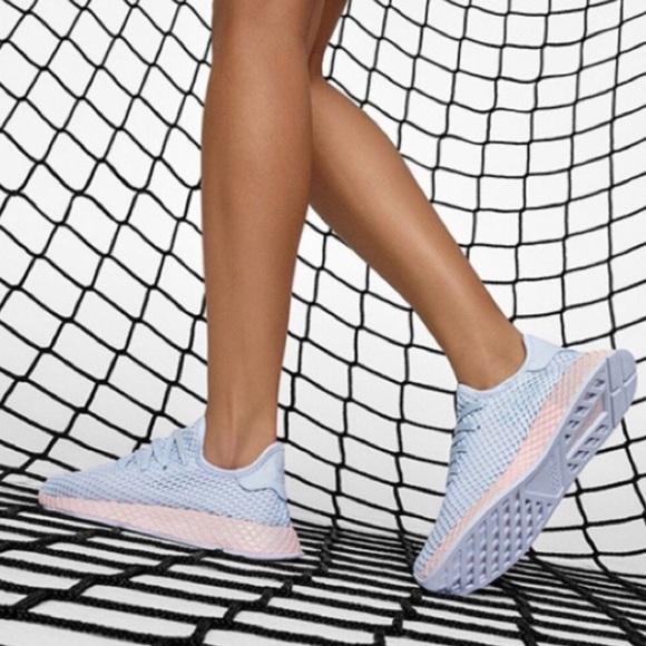 29de4d2ff4776 •Adidas• Deerupt Runner Minimalist Women s 10.5